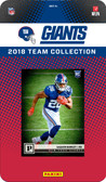 NFL New York Giants Licensed 2018 Prestige Team Set.