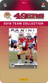 NFL San Francisco 49ers Licensed 2018 Prestige Team Set.