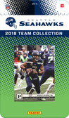 NFL Seattle Seahawks Licensed 2018 Prestige Team Set.