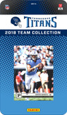 NFL Tennessee Titans Licensed 2018 Prestige Team Set.