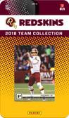NFL Washington Redskins Licensed 2018 Prestige Team Set.