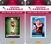 NFL Arizona Cardinals Licensed 2018 Panini and Donruss Team Set