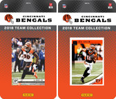 NFL Cincinnati Bengals Licensed 2018 Panini and Donruss Team Set