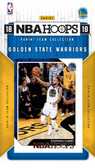 NBA Golden State Warriors Licensed 2018-19 Hoops Team