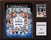New England Patriots Super Bowl 53 Champions