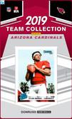 NFL Arizona Cardinals Licensed2019 Donruss Team Set