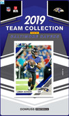 NFL Baltimore Ravens Licensed2019 Donruss Team Set