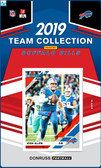 NFL Buffalo Bills Licensed2019 Donruss Team Set