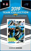 NFL Carolina Panthers Licensed2019 Donruss Team Set