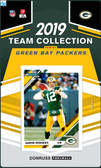 NFL Green Bay Packers Licensed2019 Donruss Team Set