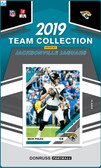 NFL Jacksonville Jaguars Licensed2019 Donruss Team Set