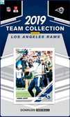 NFL Los Angeles Rams Licensed2019 Donruss Team Set