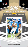 NFL New Orleans Saints Licensed2019 Donruss Team Set
