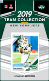 NFL New York Jets Licensed2019 Donruss Team Set