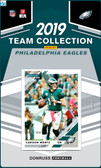 NFL Philadelphia Eagles Licensed2019 Donruss Team Set