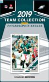 NFL Philadelphia Eagles Licensed2019 Donruss Team Set