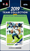 NFL Seattle Seahawks Licensed2019 Donruss Team Set
