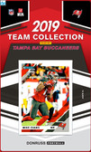NFL Tampa Bay Buccaneers Licensed2019 Donruss Team Set