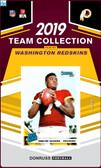 NFL Washington Redskins Licensed2019 Donruss Team Set