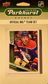 NHL Edmonton Oilers 2019 Parkhurst Team Set