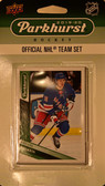 NHL New York Rangers 2019 Parkhurst Team Set