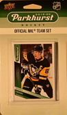 NHL Pittsburgh Penguins 2019 Parkhurst Team Set