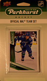 NHL Vancouver Canucks 2019 Parkhurst Team Set