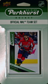 NHL Washington Capitals 2019 Parkhurst Team Set