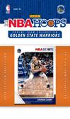 NBA Golden State Warriors Licensed 2019-20 Hoops Team