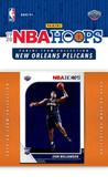 NBA New Orleans Pelicans Licensed 2019-20 Hoops Team
