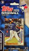 MLB Toronto Blue Jays 2020 Team Set