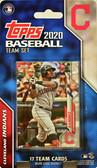 MLB Cleveland Indians 2020 Team Set
