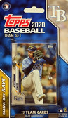 MLB Tampa Bay Rays 2020 Team Set