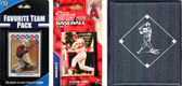 MLB Los Angeles Angels Licensed 2020 Topps¬ Team Set and Favorite Player Trading Cards Plus Storage Album