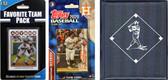 MLB Houston Astros Licensed 2020 Topps¬ Team Set and Favorite Player Trading Cards Plus Storage Album