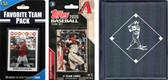 MLB Arizona Diamondbacks Licensed 2020 Topps¬ Team Set and Favorite Player Trading Cards Plus Storage Album