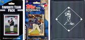 MLB Toronto Blue Jays Licensed 2020 Topps¬ Team Set and Favorite Player Trading Cards Plus Storage Album
