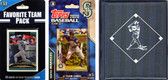 MLB Seattle Mariners Licensed 2020 Topps¬ Team Set and Favorite Player Trading Cards Plus Storage Album