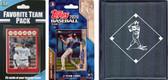 MLB Kansas City Royals Licensed 2020 Topps¬ Team Set and Favorite Player Trading Cards Plus Storage Album