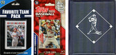 MLB St. Louis Cardinals Licensed 2020 Topps¬ Team Set and Favorite Player Trading Cards Plus Storage Album