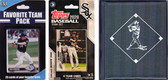 MLB Chicago White Sox Licensed 2020 Topps¬ Team Set and Favorite Player Trading Cards Plus Storage Album