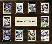 "NFL 15""x18"" Jason Witten Dallas Cowboys Player Plaque"