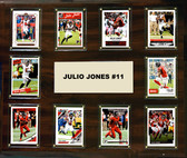 "NFL 15""x18"" Julio Jones Atlanta Falcons Player Plaque"