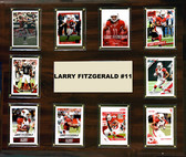 "NFL 15""x18"" Larry Fitzgerald Arizona Cardinals Player Plaque"