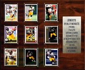 """NFL 15""""x18"""" Peyton Manning Denver Broncos Career Stat Plaque"""