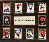 "NHL 15""x18"" Alex Ovechkin Washington Capitals Player Plaque"