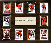 "NHL 15""x18"" Jonathan Toews Chicago Blackhawks Player Plaque"