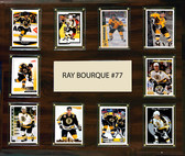 "NHL 15""x18"" Ray Bourque Boston Bruins Player Plaque"