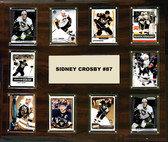 "NHL 15""x18"" Sidney Crosby Pittsburgh Penguins Player Plaque"
