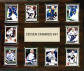"NHL 15""x18"" Steven Stamkos Tampa Bay Lightning Player Plaque"